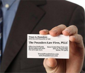 The Pounders Law Firm: Lawyers for growing Dallas and Collin Co Businesses